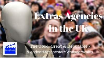Extras Agencies In The UK