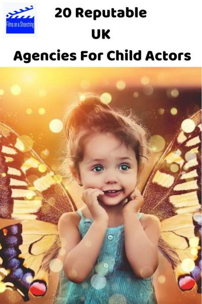 20 Reputable UK Agencies For Child Actors - Films On A