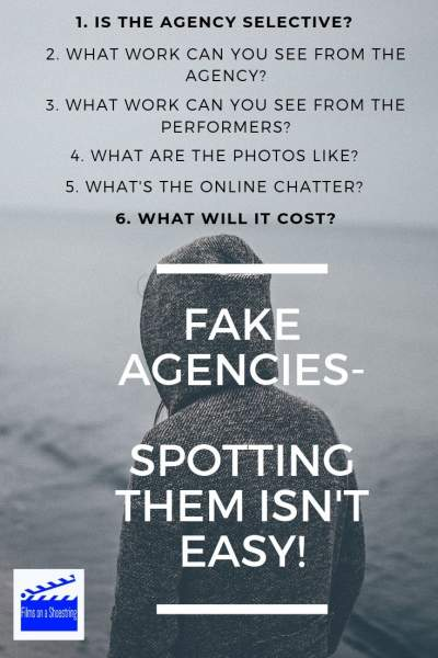 Fake Agencies Scam Agencies