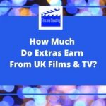 How much do extras earn tv film extras get paid