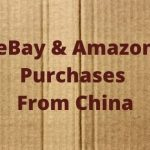 eBay & Amazon Purchases From China chinese sellers on amazon