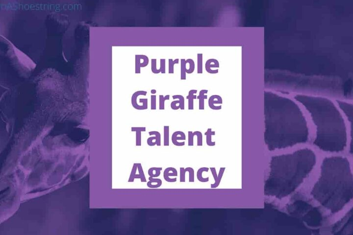 Purple Giraffe Talent Agency for Child Actors