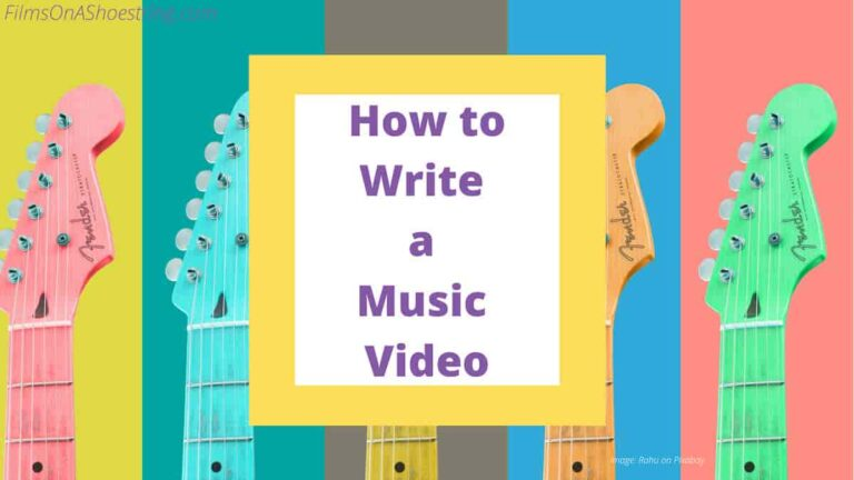 How to write a music video for youtube