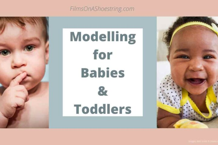modelling for babies, toddler modelling
