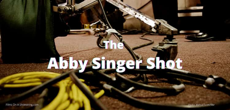 the abby singer shot
